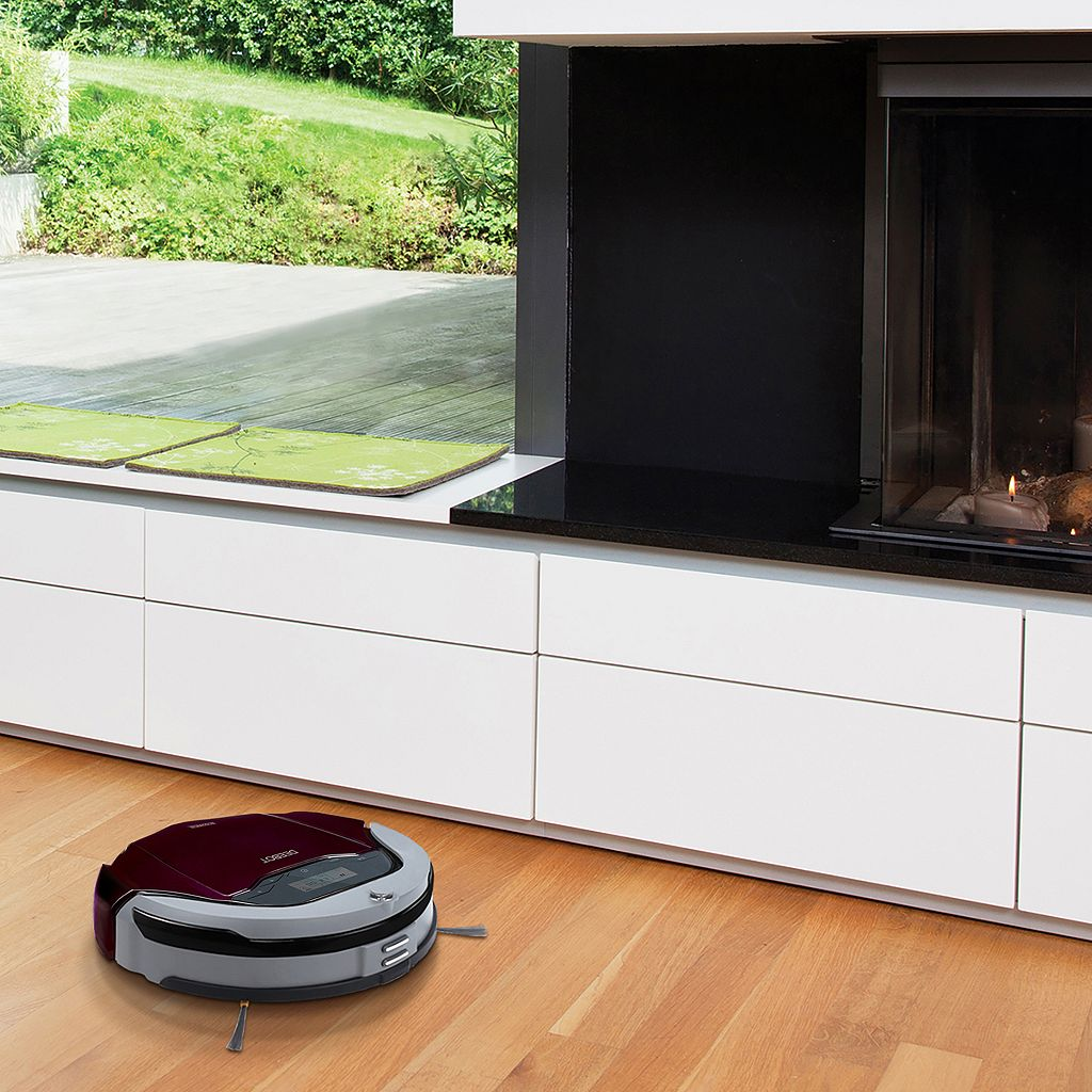 Ecovacs DEEBOT D79 Self-Emptying Multi-Surface Floor Vacuum