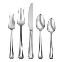 Oneida Cella 62-pc. Flatware Set