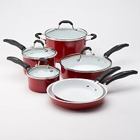 Cuisinart 10-pc. Nonstick Aluminum Cookware Set