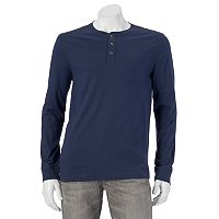 Men's SONOMA Goods for Life™ Modern-Fit Everyday Henley