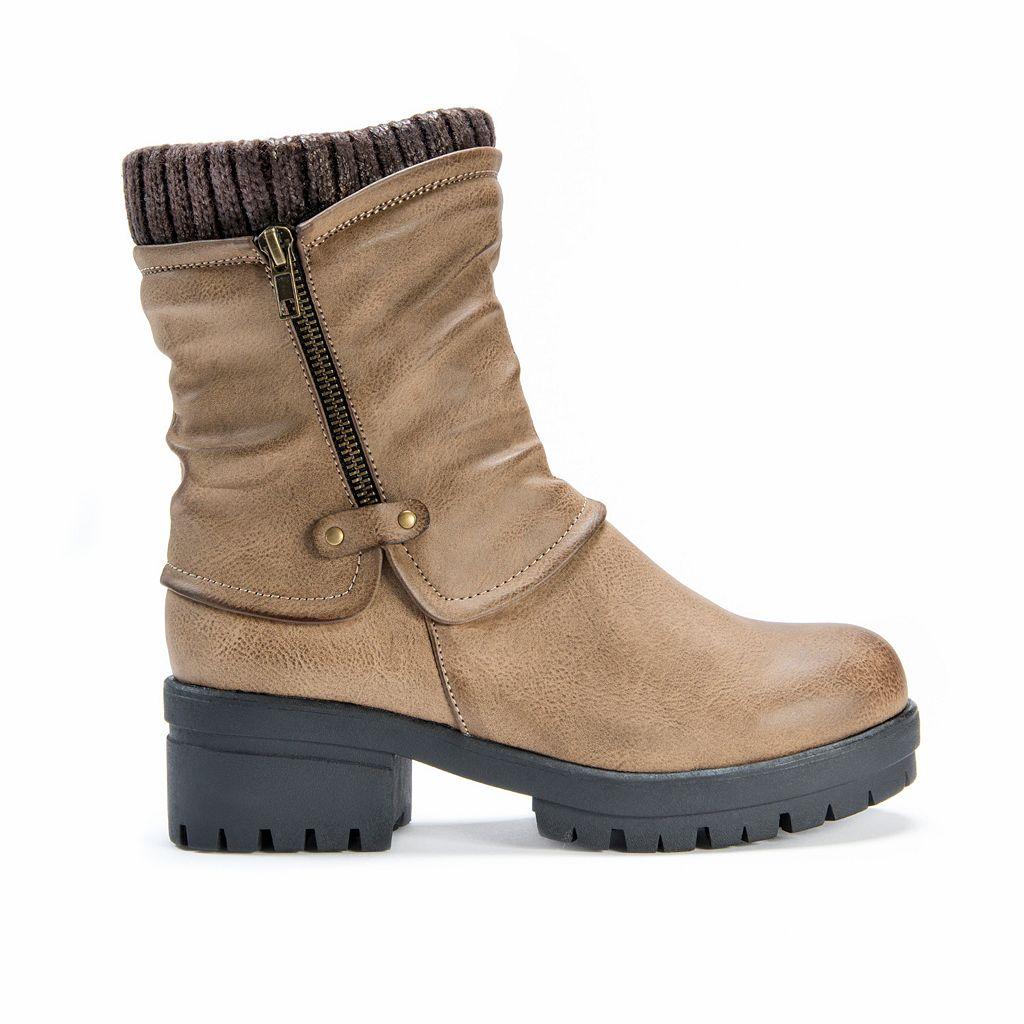 MUK LUKS Brenda Women's Water-Resistant Boots