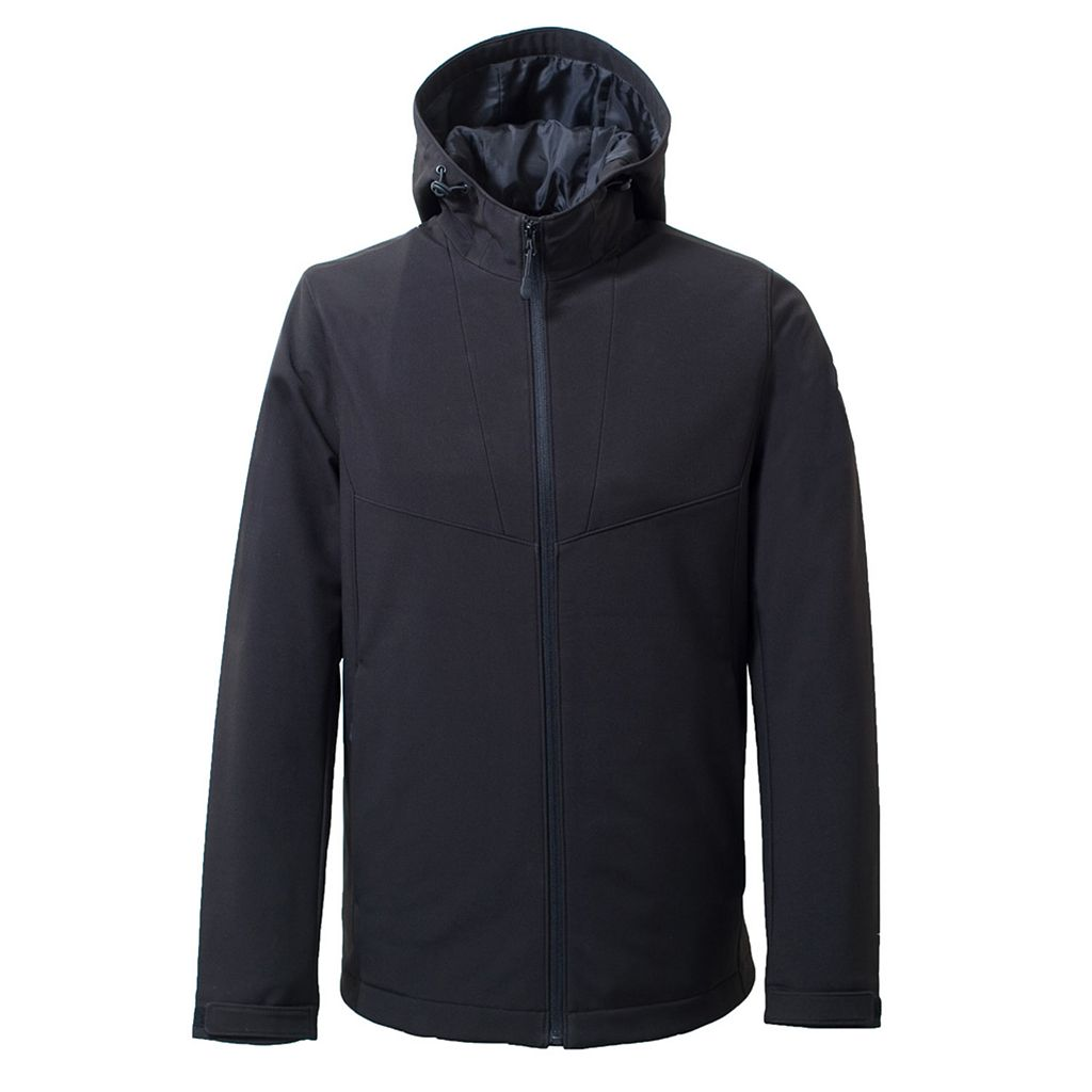 Men's Neo-I by Orobos Modern-Fit Hooded Softshell Jacket