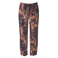 Men's Star Wars Chewbacca Microfleece Lounge Pants