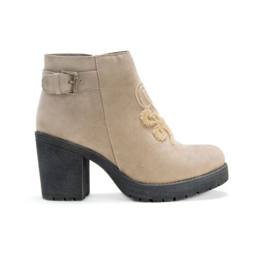 MUK LUKS Kendra Women's Ankle Boots