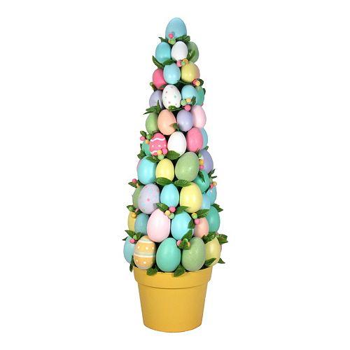 Celebrate Easter Together Large Artificial Egg Table Decor