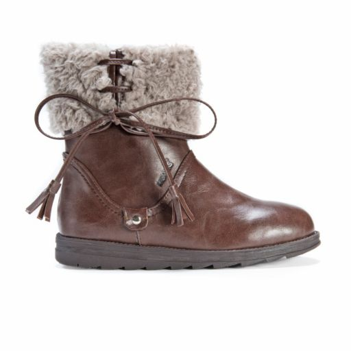 MUK LUKS Shirley Women's Water-Resistant Ankle Boots
