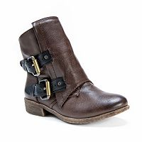 MUK LUKS Evie Women's Water-Resistant Boots