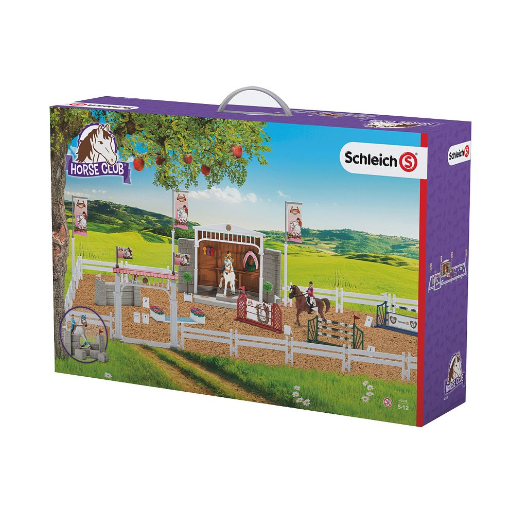 Schleich Horse Club 30-pc. Big Horse Show Set
