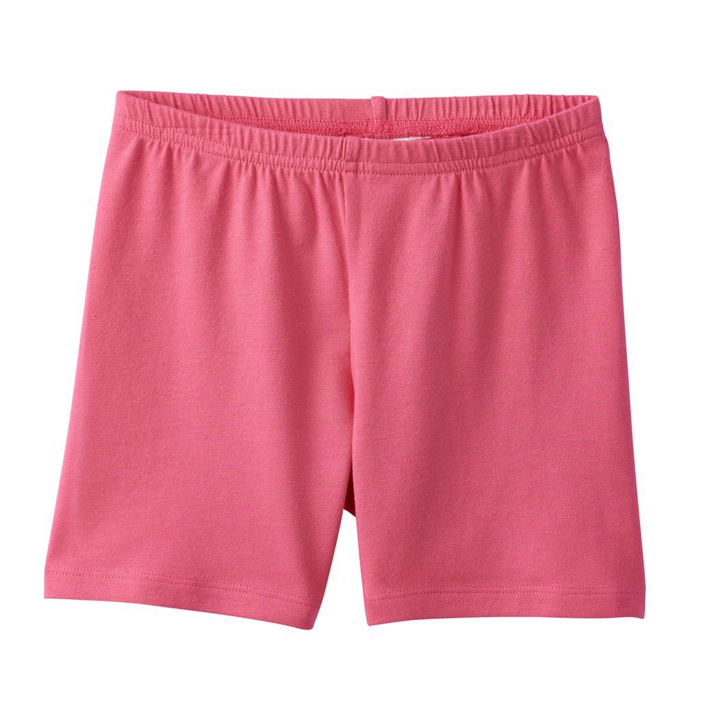 Girls 4-10 Jumping Beans® Bike Shorts