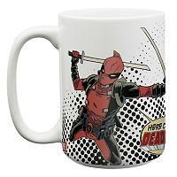 Marvel Universe Deadpool Coffee Mug by Zak Designs