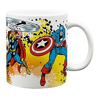 Marvel Superhero Coffee Mug by Zak Designs