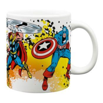 Marvel Superhero Coffee Mug by Zak Designs