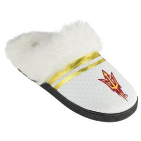 Women's Arizona State Sun Devils Plush Slippers
