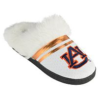 Women's Auburn Tigers Plush Slippers