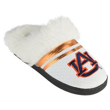 Women's Auburn Tigers Plush Slippers