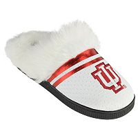 Women's Indiana Hoosiers Plush Slippers