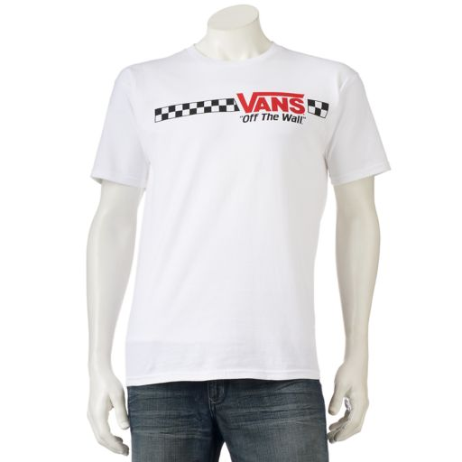 Men's Vans Retro Fit Tee
