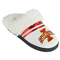 Women's Iowa State Cyclones Plush Slippers