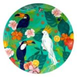 Celebrate Summer Together Havana Melamine Oversized Platter