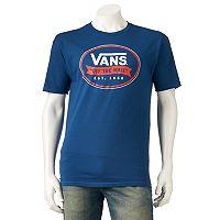 Men's Vans Cloval Tee