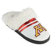 Women's Minnesota Golden Gophers Plush Slippers