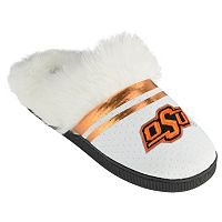 Women's Oklahoma State Cowboys Plush Slippers