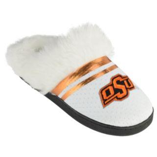 Women's Oklahoma State Cowboys Plush Slippers