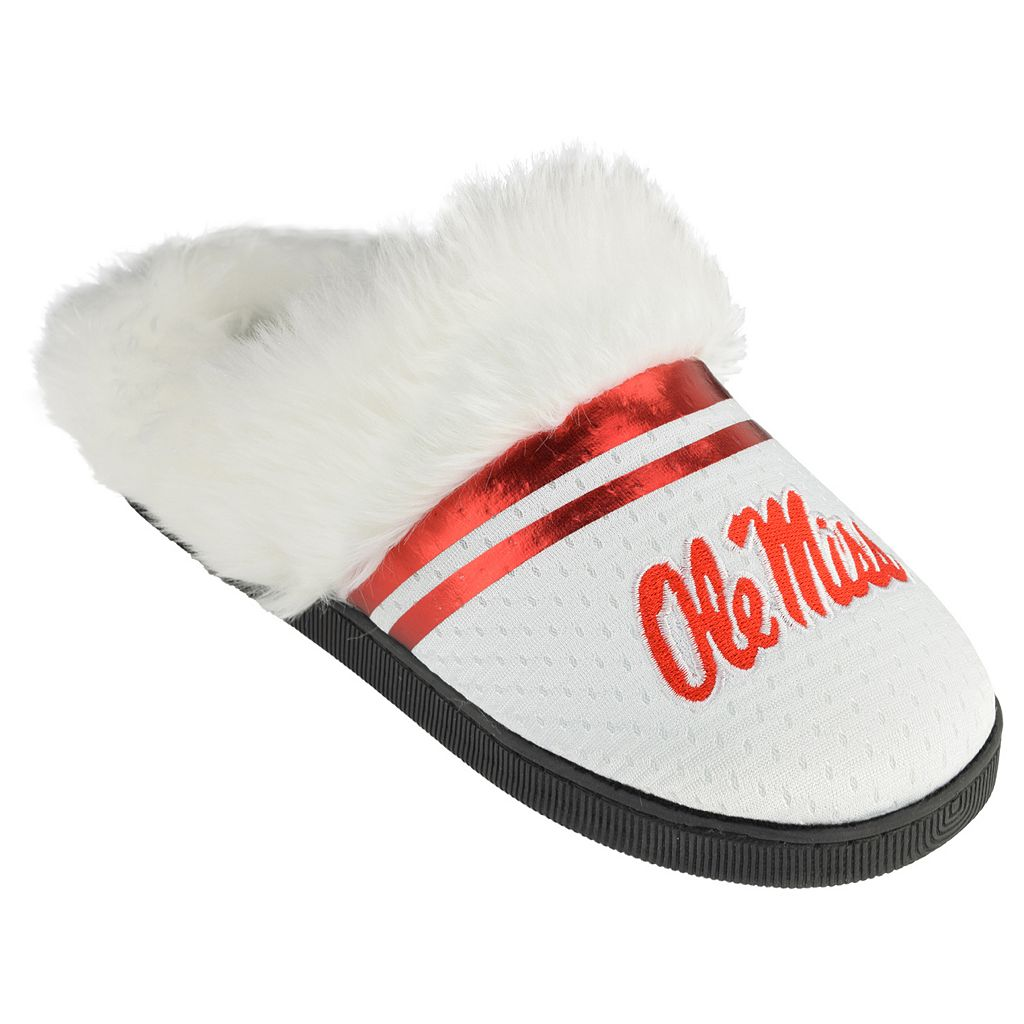 Women's Ole Miss Rebels Plush Slippers
