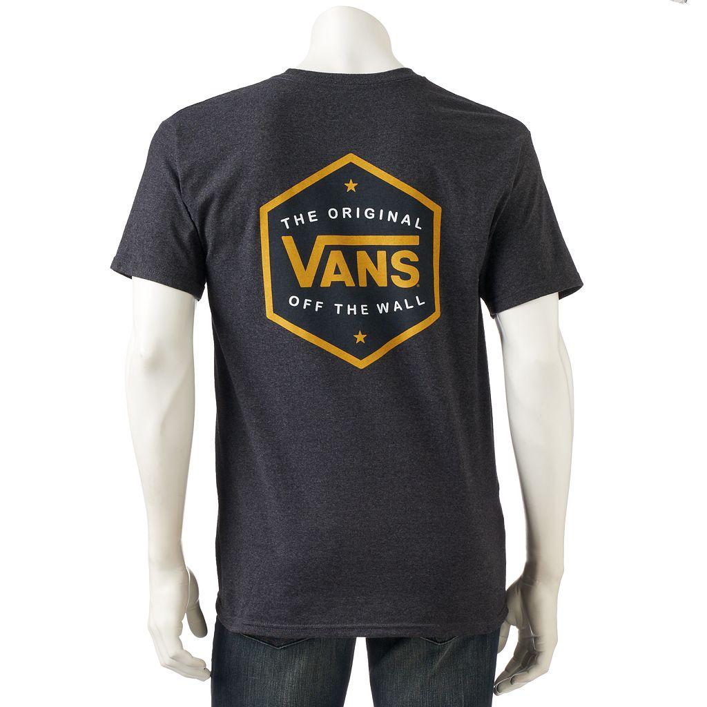 Men's Vans Herrington Tee