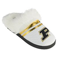 Women's Purdue Boilermakers Plush Slippers