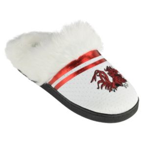 Women's South Carolina Gamecocks Plush Slippers