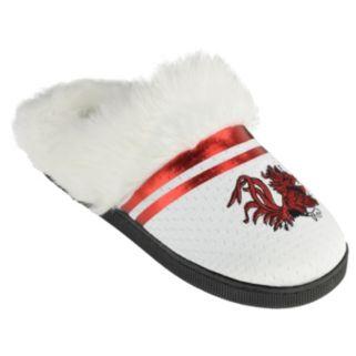 Women's South Carolina Gamecocks Plush Slippers