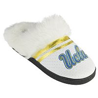 Women's UCLA Bruins Plush Slippers