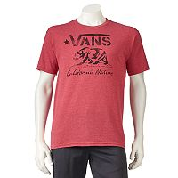 Men's Vans Bear Drop Tee
