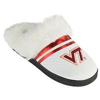 Women's Virginia Tech Hokies Plush Slippers