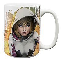 Marvel Spider-Man Gwen Coffee Mug by Zak Designs