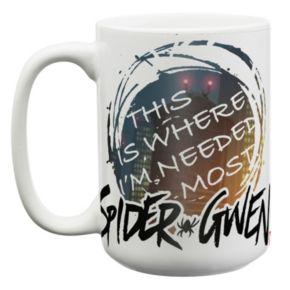 Marvel Spider-Man Gwen Coffee Mug by Zak Designs