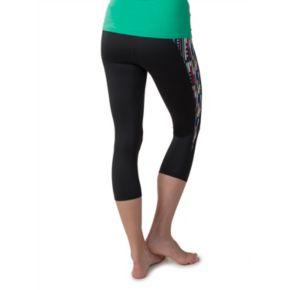 Plus Size Soybu Peak Capri Yoga Leggings