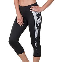Plus Size Soybu Peak Capri Yoga Leggings