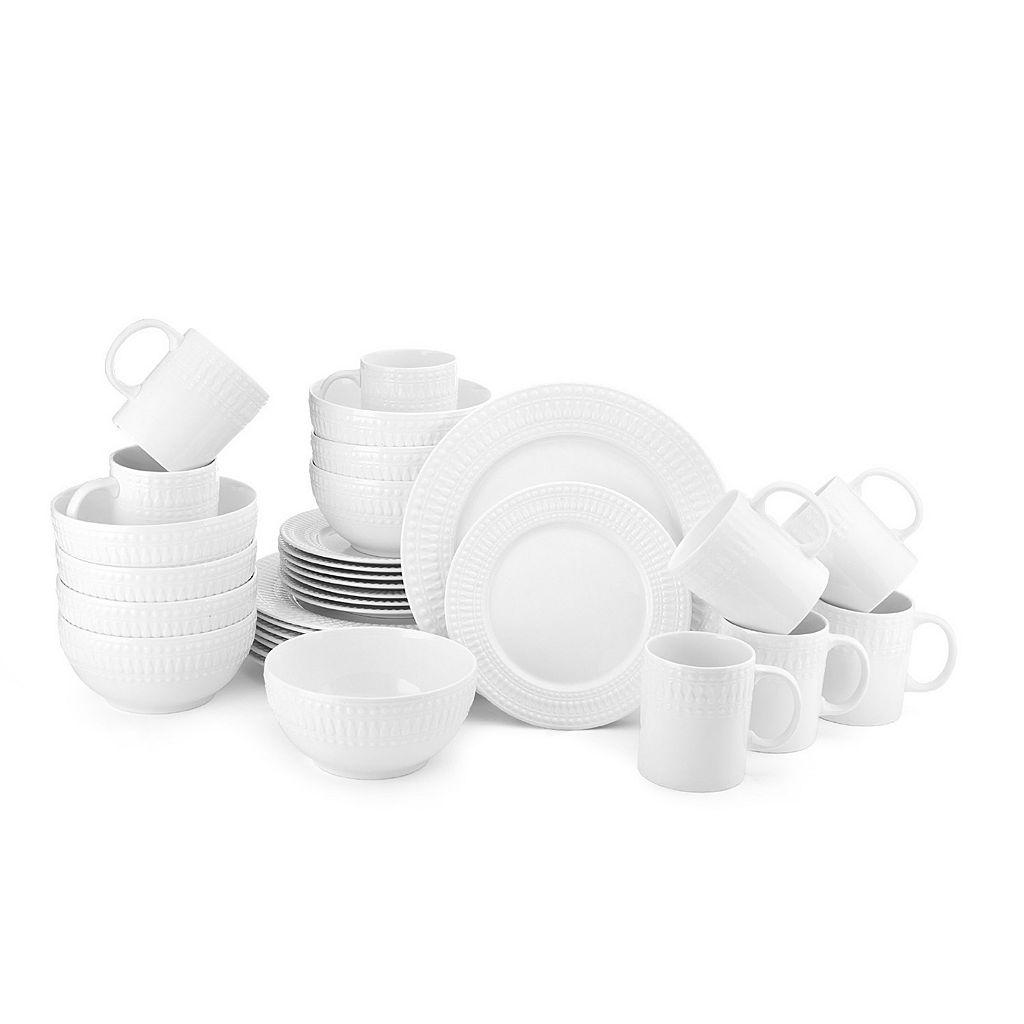 Pfaltzgraff Everyday Cassandra 32-pc. Dinnerware Set