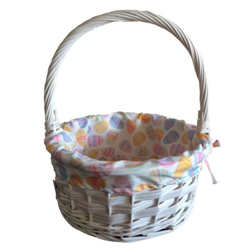 Celebrate Easter Together Wicker Basket