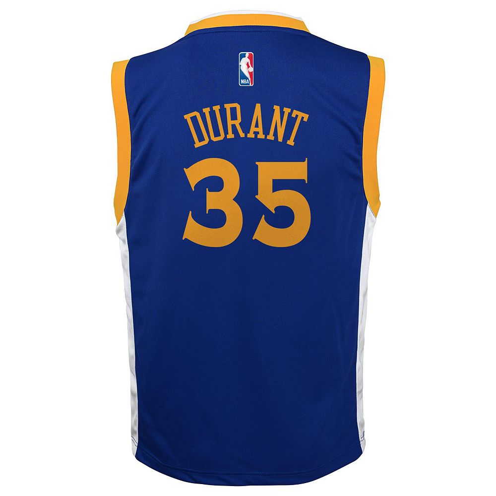 wholesale dealer dc176 a2eac Boys 8-20 adidas Golden State Warriors Kevin Durant Replica ...
