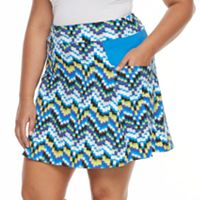 Plus Size Soybu Flirt Skater Skirt