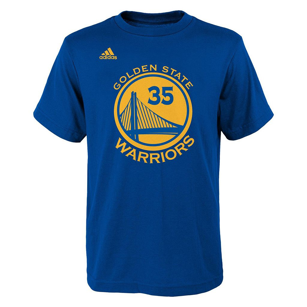 Boys 8-20 adidas Golden State Warriors Kevin Durant Tee
