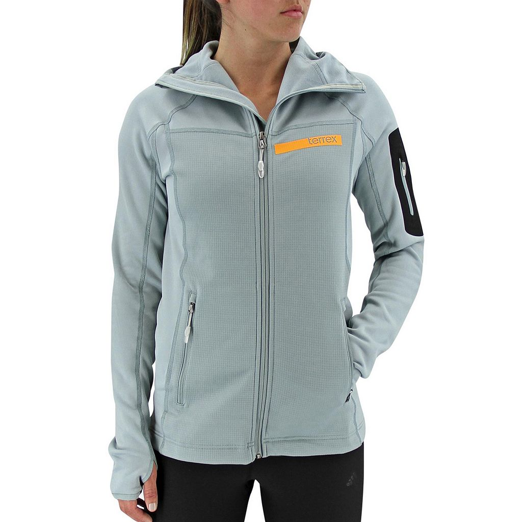 Women's adidas Outdoor Excel Fleece Hoodie