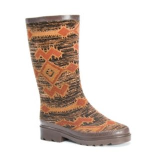 MUK LUKS Annabelle Women's Water-Resistant Rain Boots