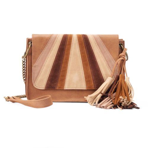 SONOMA Goods for Life™ Sofie Tassel Crossbody Bag
