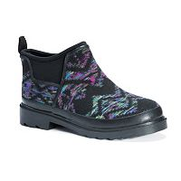 MUK LUKS Libby Women's Water-Resistant Rain Shoes