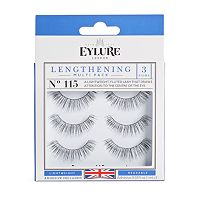 Eylure 3-pk. 115 Lengthening False Eyelashes Set