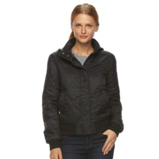 Women's Neo-I by Orobos Puffer Bomber Jacket